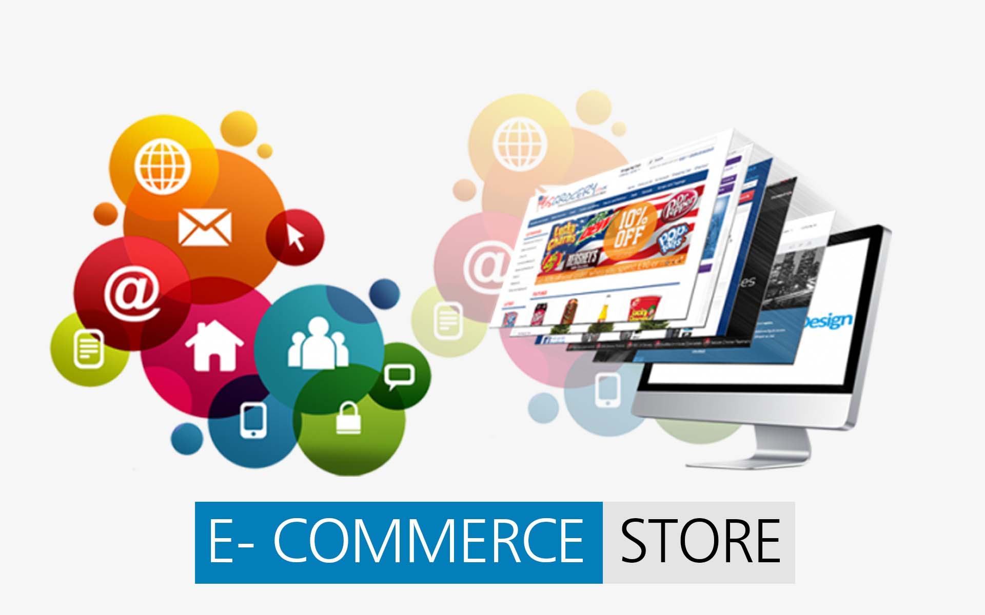 E commerce stroe website Development