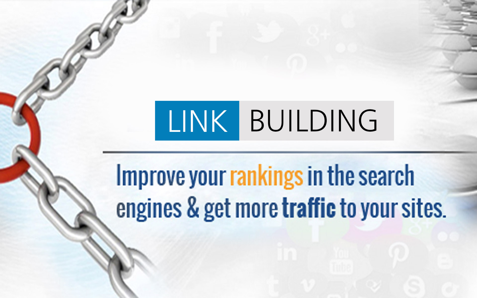 Back link building for SEO