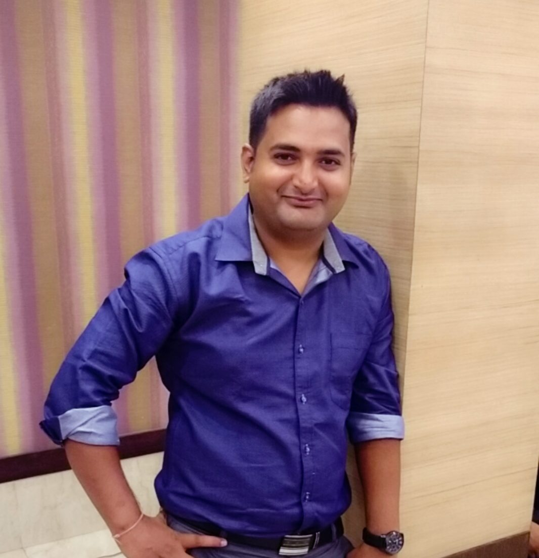 Anuj Jha - Digital Marketing Course Trainer in Raipur - Social Media Consultant