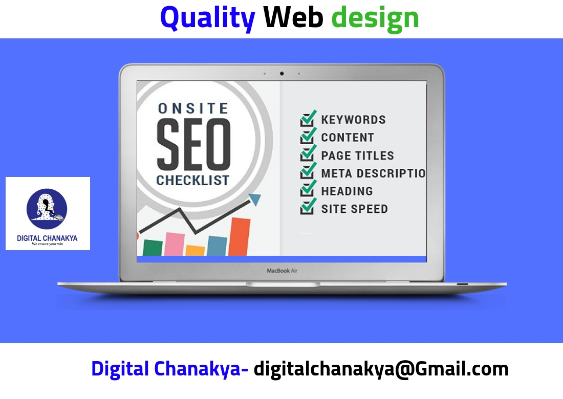 Things to check the quality of website to rank well in a search engines [ In 2018 ]